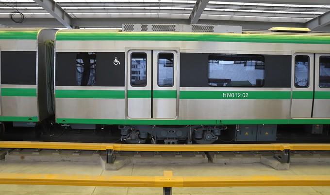 Đường sắt Cát Linh - Hà Đông gặp khó ở các hạng mục thi công cuối - ảnh 6