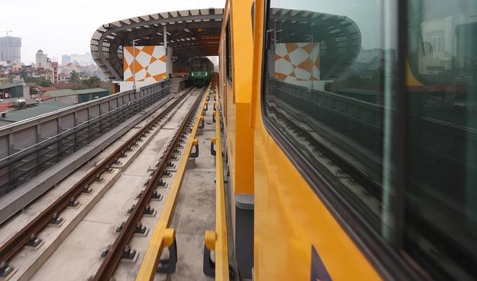 Đường sắt Cát Linh - Hà Đông gặp khó ở các hạng mục thi công cuối - ảnh 9