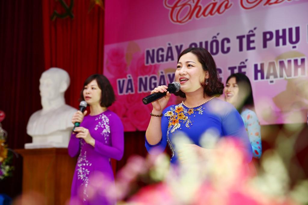 Bộ KH&ĐT tổ chức kỷ niệm Ngày Quốc tế phụ nữ 8/3 - ảnh 1