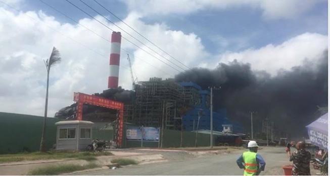 Nguyên nhân vụ cháy Nhiệt điện Duyên Hải 3