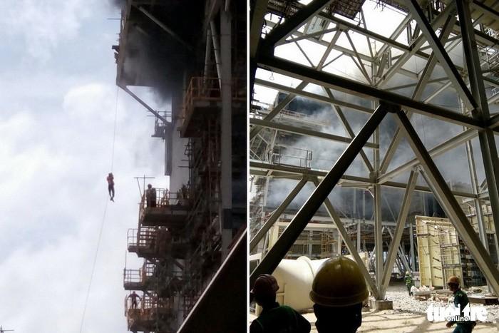 Nguyên nhân vụ cháy Nhiệt điện Duyên Hải 3 - ảnh 1