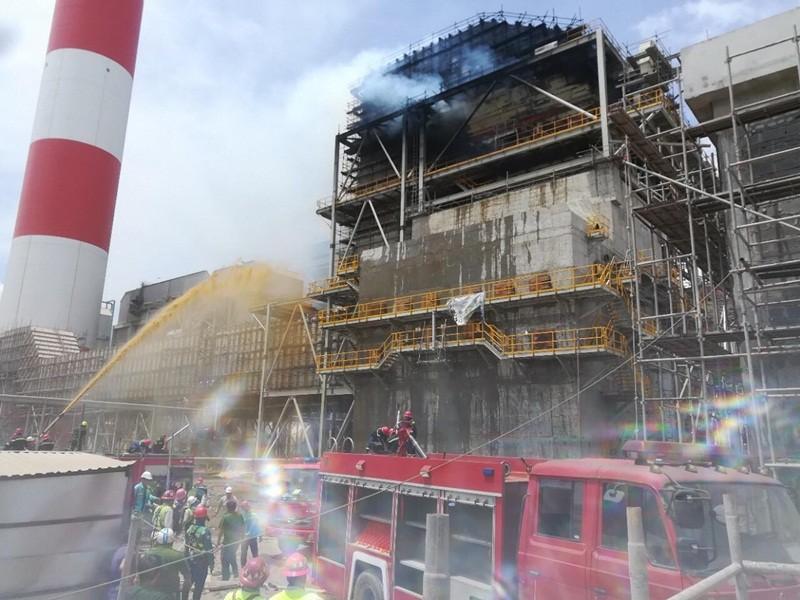 Nguyên nhân vụ cháy Nhiệt điện Duyên Hải 3 - ảnh 2