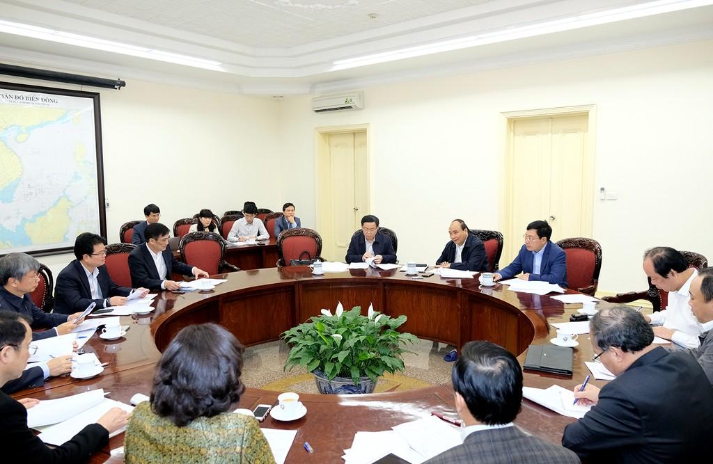 Thủ tướng: Chỉ dùng ODA cho đầu tư phát triển - ảnh 1