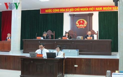 """Vụ vỡ ống nước Sông Đà: """"Nếu tòa chứng nhận có tội, tôi xin nhận tội"""" - ảnh 1"""