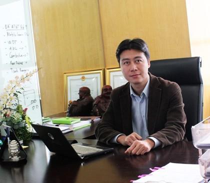 Ông Phan Sào Nam - cựu Chủ tịch Công ty VTC Online (Ảnh tư liệu)