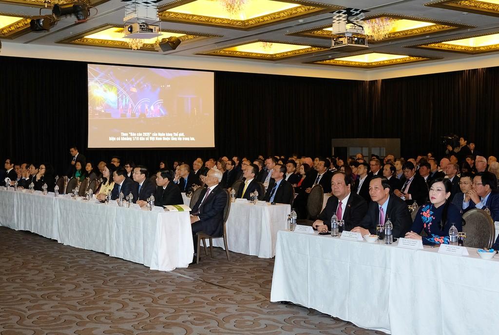 Thủ tướng: Chính phủ 'dạm ngõ' để doanh nghiệp Việt Nam, New Zealand 'kết hôn' - ảnh 2
