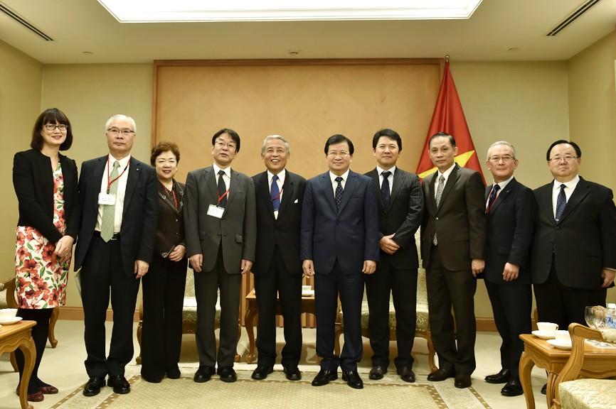 Nhiều doanh nghiệp vùng Kyushu (Nhật Bản) muốn đầu tư vào Việt Nam - ảnh 1