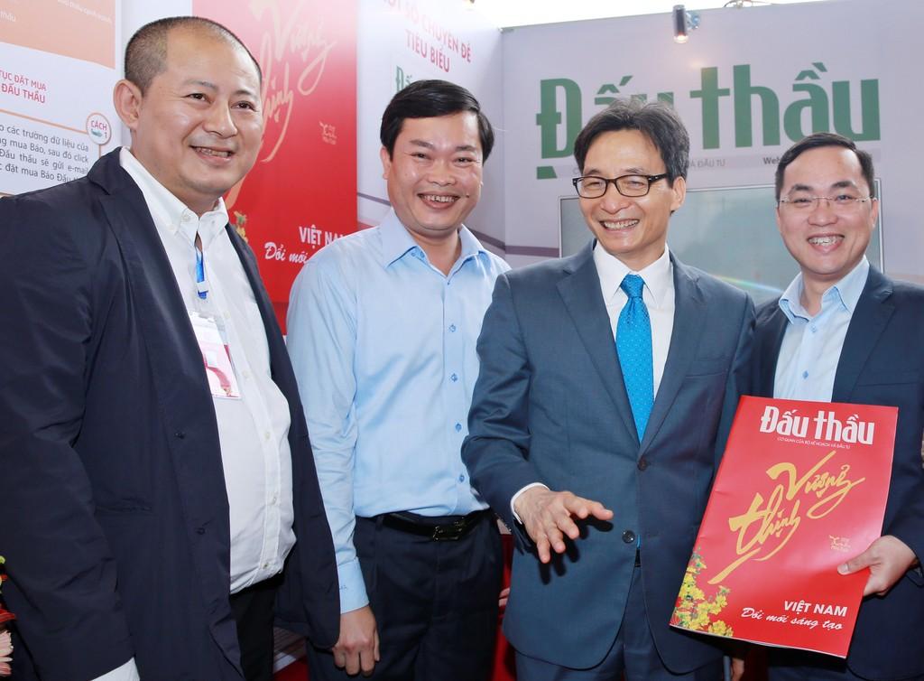 Hội báo xuân năm 2018: Tôn vinh sự đổi mới, phát triển mạnh mẽ của báo chí Việt Nam - ảnh 2