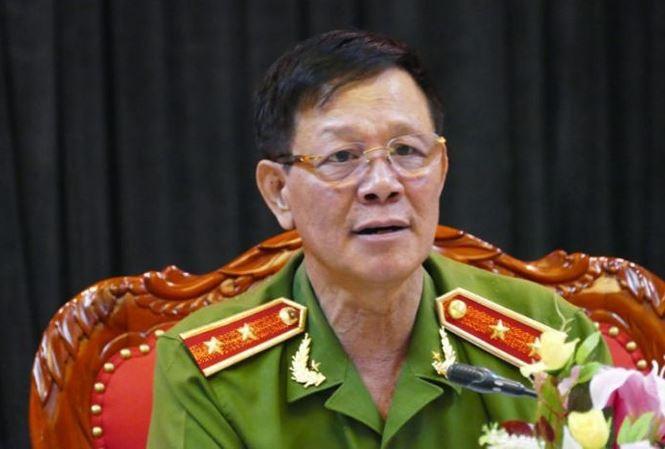Trung tướng Phan Văn Vĩnh.