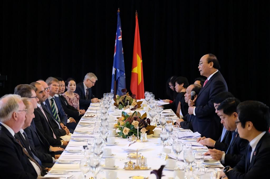 Thủ tướng: Năng lực sản xuất của Việt Nam còn rất lớn - ảnh 1