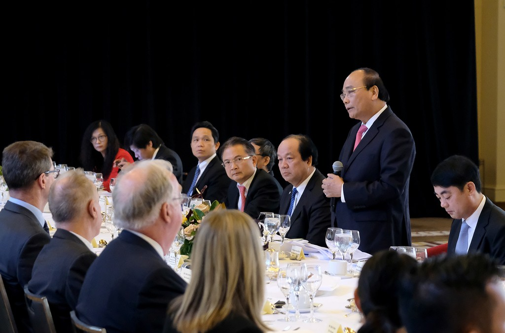 Thủ tướng: Năng lực sản xuất của Việt Nam còn rất lớn - ảnh 2