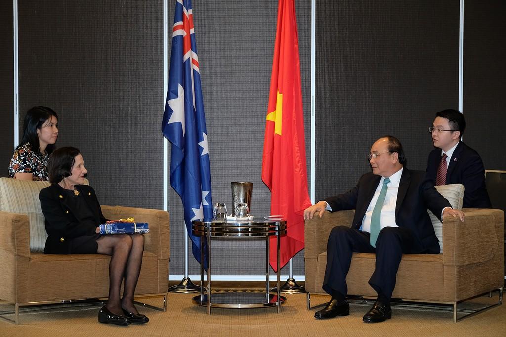 Thủ tướng tiếp Lãnh đạo bang New South Wales, Australia - ảnh 3