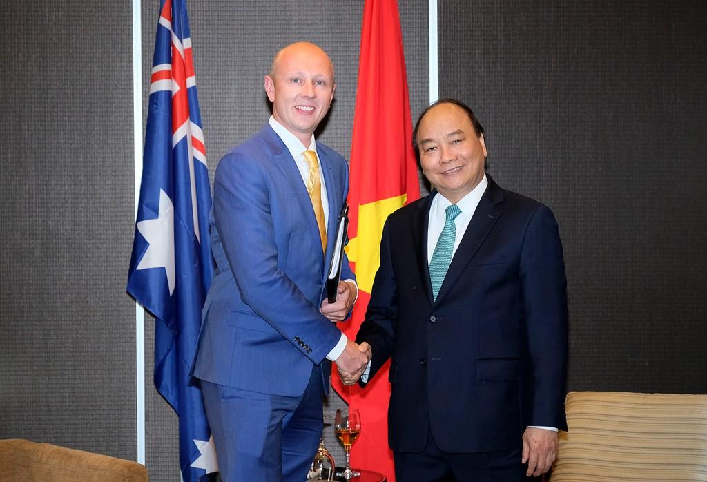 Thủ tướng tiếp lãnh đạo một số doanh nghiệp Australia đầu tư vào Việt Nam - ảnh 2