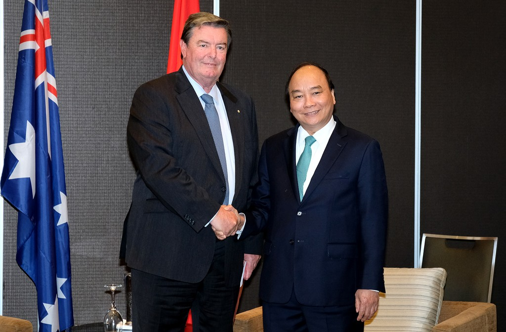 Thủ tướng tiếp lãnh đạo một số doanh nghiệp Australia đầu tư vào Việt Nam - ảnh 4