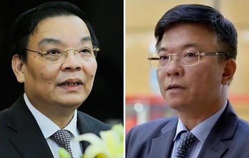 Hôm nay 19/3, Bộ trưởng Chu Ngọc Anh và Lê Thành Long sẽ trả lời chất vấn tại phiên họp thứ 22 của Ủy ban thường vụ Quốc hội.