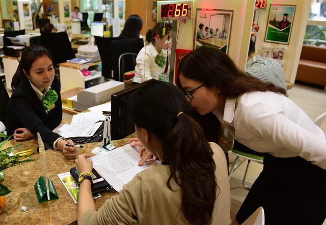 Vietcombank vừa rao bán tiếp 6,6 triệu cổ phần tại Ngân hàng Phương Đông