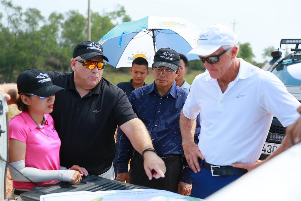 Ký kết hợp đồng tư vấn thiết kế sân golf Bảo Ninh Trường Thịnh - ảnh 1
