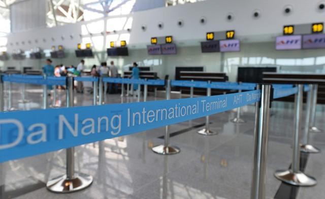 Theo Thanh tra Bộ Xây dựng, dự án nhà ga hành khách quốc tế sân bay Đà Nẵng còn nhiều thiếu sót, vi phạm.