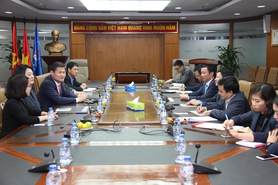 Tập đoàn Taekwang muốn trở thành cổ đông chiến lược của PV Power - ảnh 1