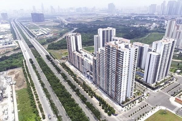 Dự án New City vẫn chưa đủ điều kiện huy động vốn.