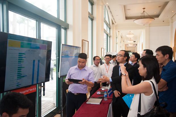 FPT đã chính thức ra mắt Hệ thống quản lý tổng thể bệnh viện thông minh FPT.eHospital.