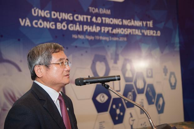 FPT ra mắt giải pháp quản lý tổng thể bệnh viện ứng dụng công nghệ 4.0 đầu tiên tại Việt Nam - ảnh 1