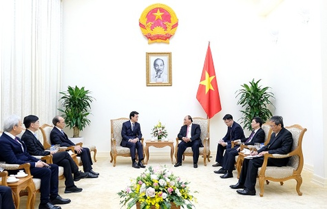 Thủ tướng mong muốn Việt Nam tăng kim ngạch thương mại với Hong Kong - ảnh 1