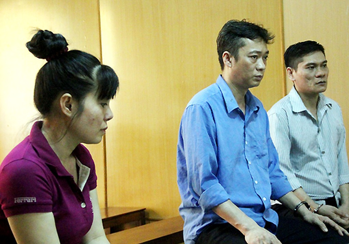 Sang bị tuyên hơn 3 năm tù.