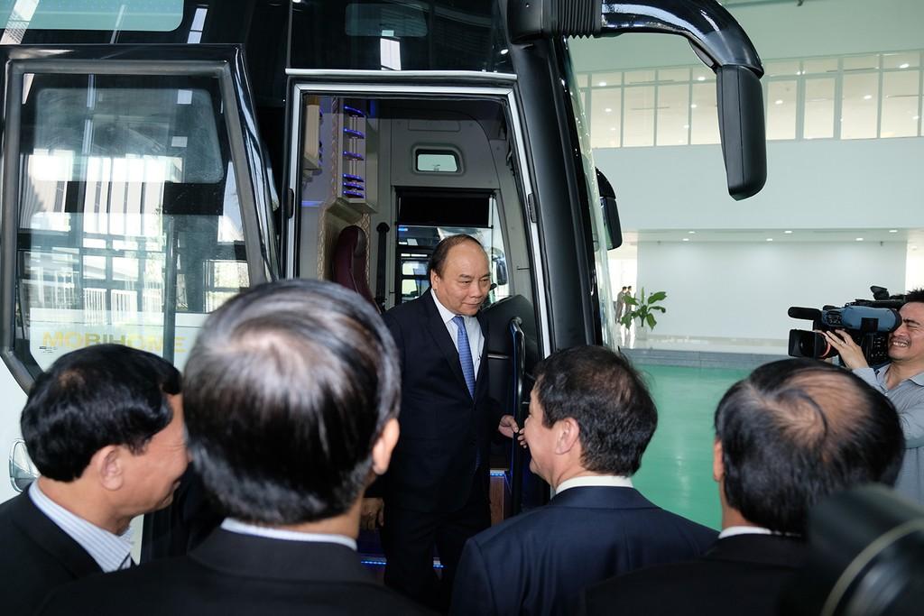 Thủ tướng: Chính phủ đối xử bình đẳng với các nhà sản xuất, lắp ráp ô tô - ảnh 3