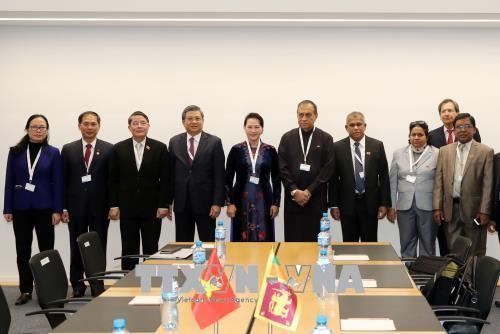 Sri Lanka mong muốn tăng cường hợp tác hơn nữa với Việt Nam - ảnh 2