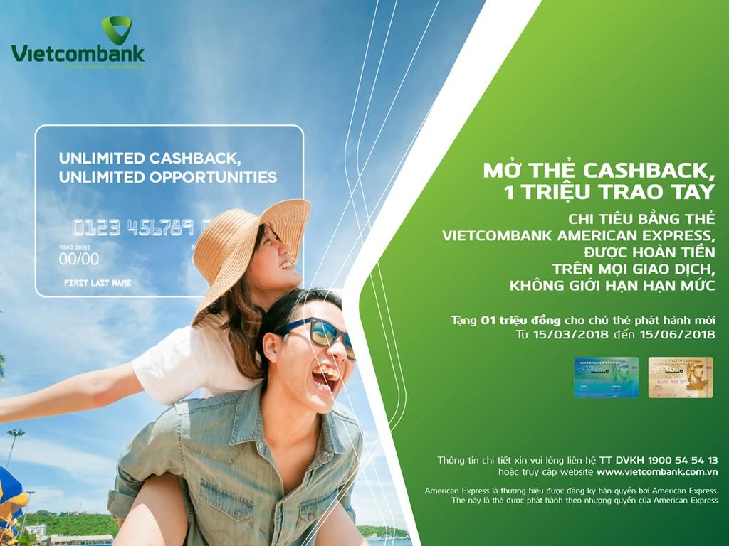 Nhiều ưu đãi hấp dẫn cho khách hàng khi phát hành và thanh toán thẻ Vietcombank - ảnh 1