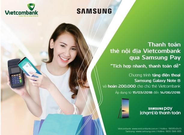 Nhiều ưu đãi hấp dẫn cho khách hàng khi phát hành và thanh toán thẻ Vietcombank - ảnh 2