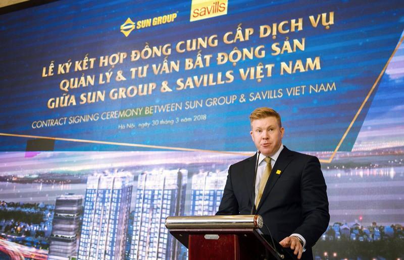 Sun Group lựa chọn Savills Việt Nam vận hành tổ hợp 5 sao Sun Grand City Ancora Residence - ảnh 2