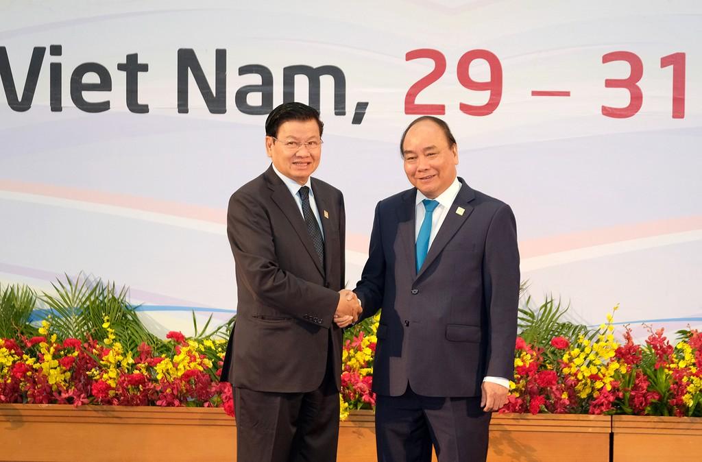 Thủ tướng chủ trì phiên toàn thể Hội nghị GMS 6 - ảnh 2
