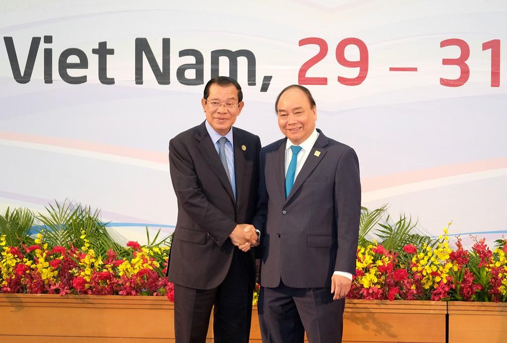 Thủ tướng chủ trì phiên toàn thể Hội nghị GMS 6 - ảnh 3