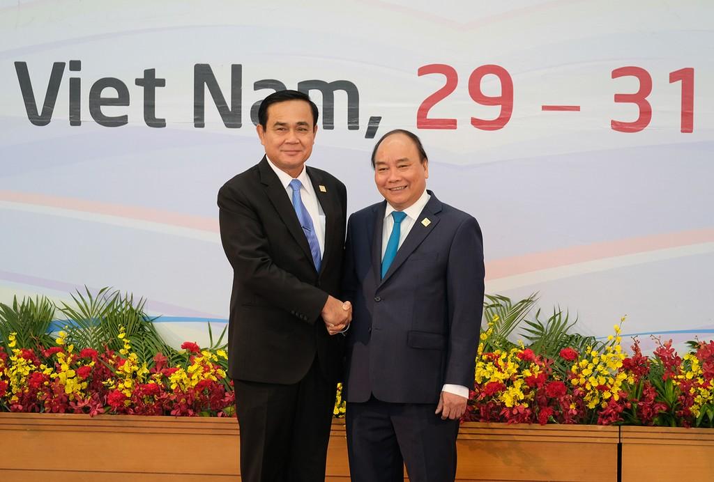 Thủ tướng chủ trì phiên toàn thể Hội nghị GMS 6 - ảnh 4