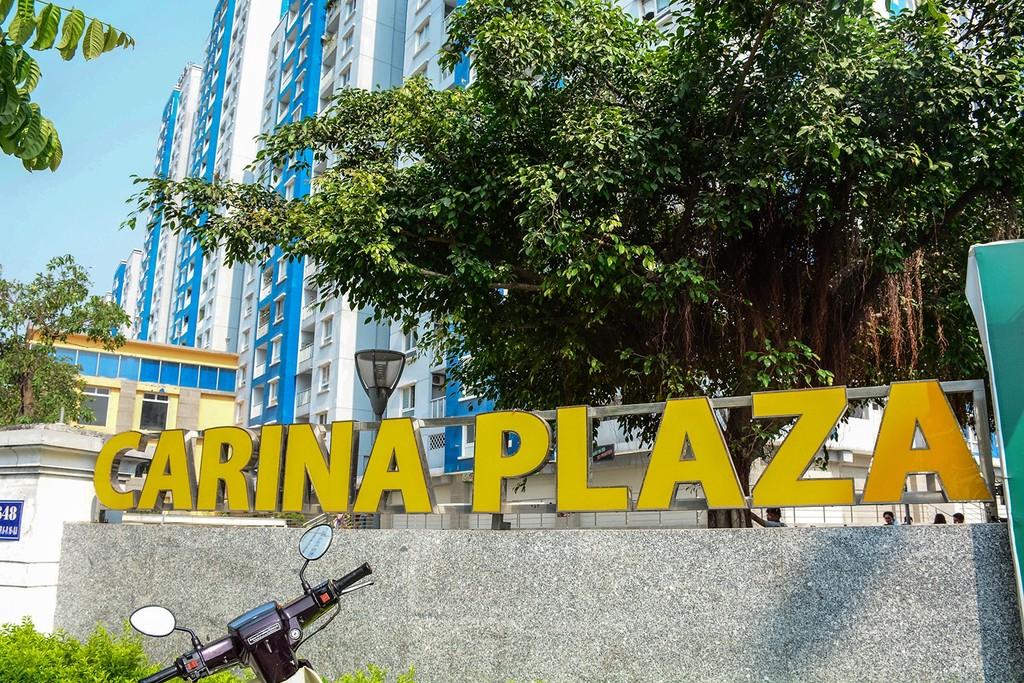Sau vụ cháy tại chung cư Carina (TPHCM), khách hàng mua chung cư đặc biệt quan tâm đến vấn đề phòng chống cháy nổ. Ảnh Internet