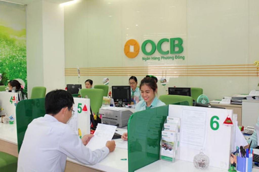 Vietcombank thoái vốn Ngân hàng OCB với giá khởi điểm 13.000 đồng/CP