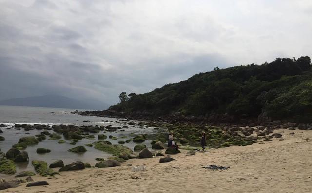 Phần diện tích trên mỏm Hạc - ghềnh đá Nam Ô, quận Liên Chiểu đề nghị UBND thành phố phê duyệt với mục đích tôn tạo phục vụ du lịch sinh thái