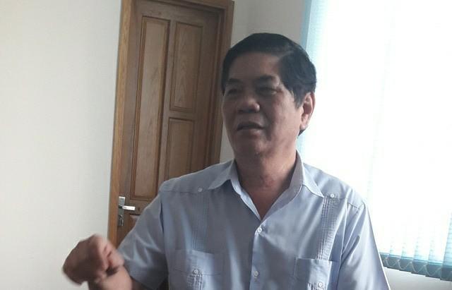 Ông Nguyễn Phong Quang.
