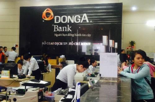 DongA Bank đã thu hồi các khoản nợ liên quan ông Vũ 'Nhôm' - ảnh 1