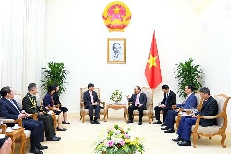 Thủ tướng Nguyễn Xuân Phúc tiếp Đại sứ Thái Lan - ảnh 1