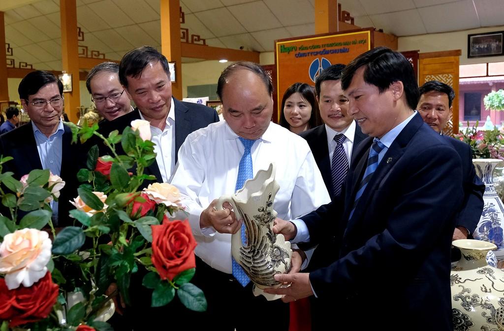 Thủ tướng mong gốm Chu Đậu 'tỏa sáng năm châu' - ảnh 2