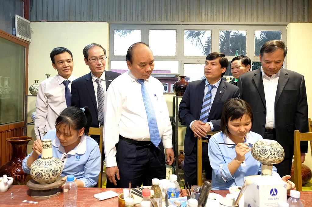 Thủ tướng mong gốm Chu Đậu 'tỏa sáng năm châu' - ảnh 3