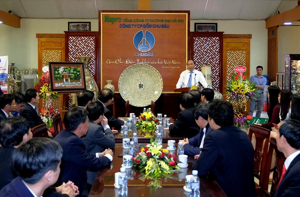 Thủ tướng mong gốm Chu Đậu 'tỏa sáng năm châu' - ảnh 4