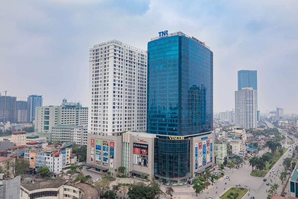 Nguồn cung văn phòng cho thuê hạng B tại Hà Nội sẽ tăng. Ảnh Internet