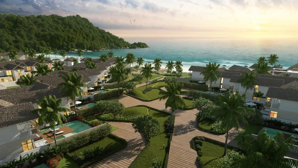 Dự án Sun Premier Village Kem Beach Resort, Nam Phú Quốc.