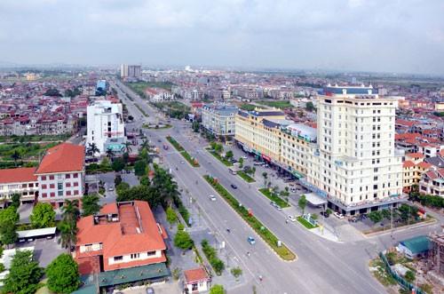 Bắc Ninh là một trong những tỉnh phía Bắc giao dịch địa ốc sôi động năm nay. Ảnh: UBND tỉnh Bắc Ninh