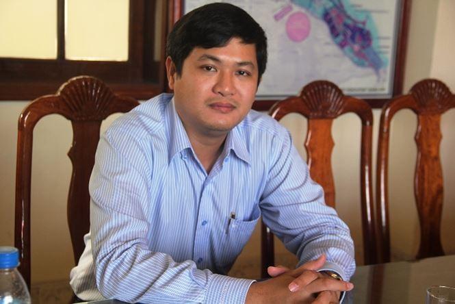 Ông Hoài Bảo từ Giám đốc xuống làm nhân viên Sở KH&ĐT - ảnh 1