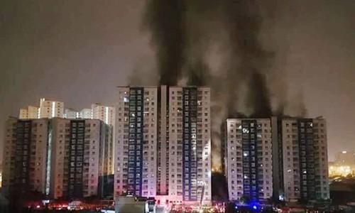 Chung cư Carina Plaza (quận 8) bị cháy khiến 13 người chết có nhiều sai phạm trong công tác phòng cháy chữa cháy.